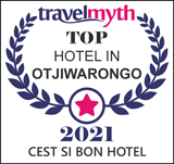 hotels in Otjiwarongo