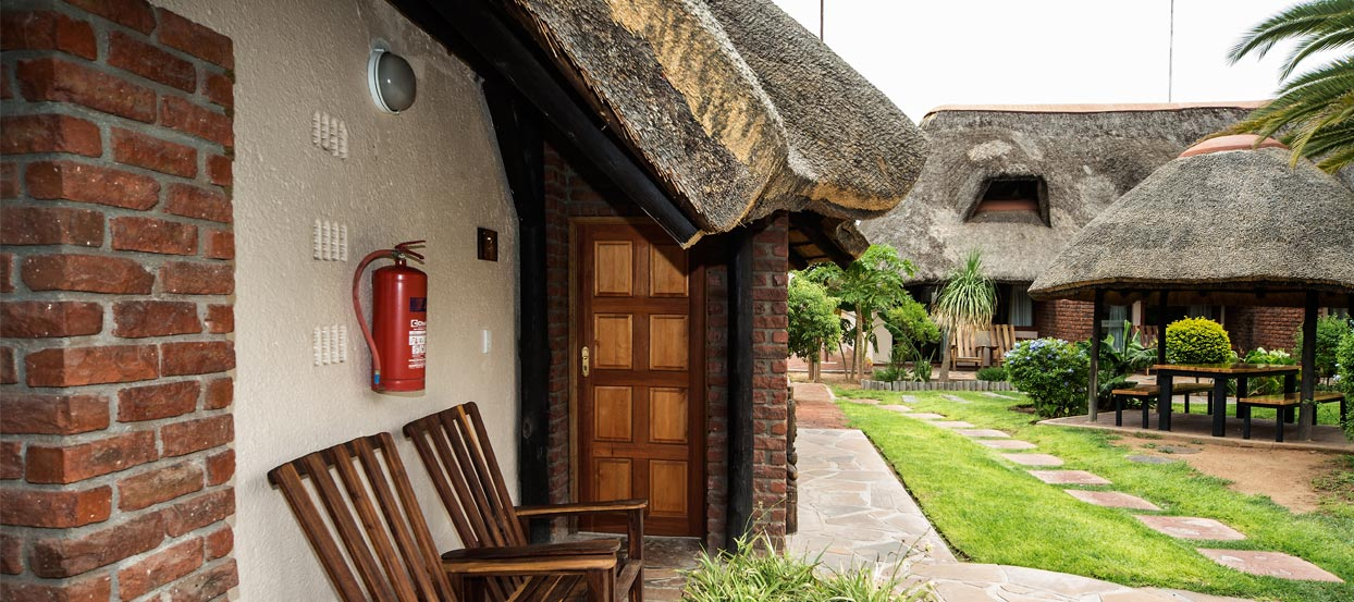 Lodge rooms for budget accommodation